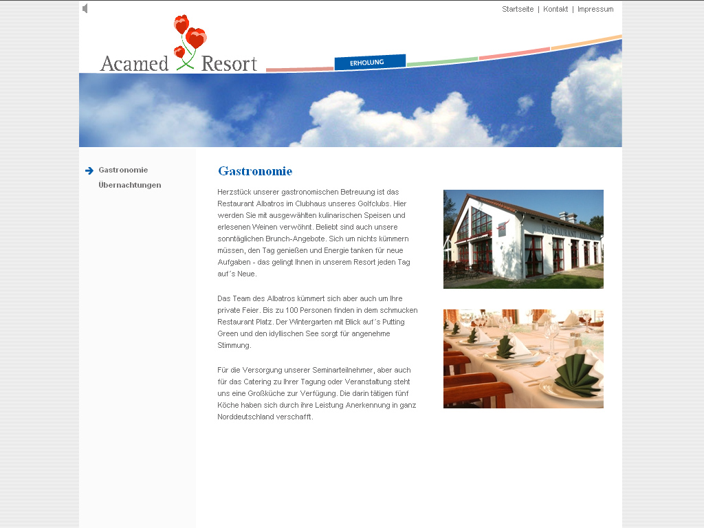 Acamed Resort