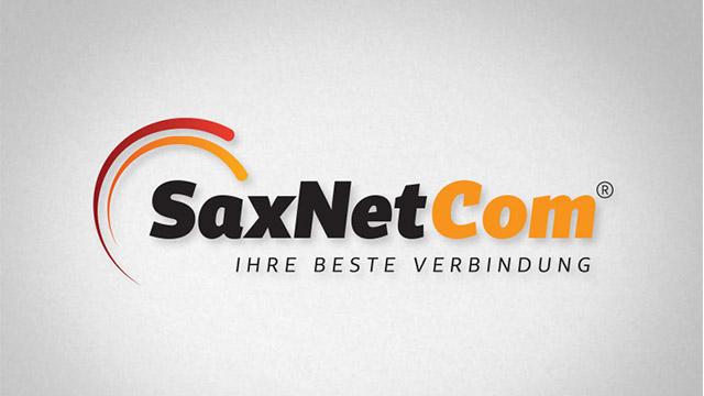 Markenrelaunch SaxNetCom