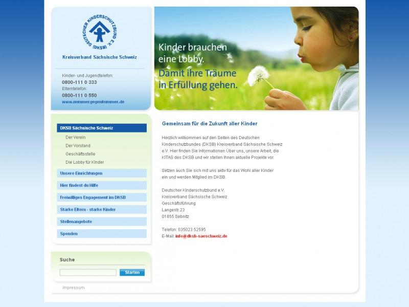 Deutsche Kinderschutzbund Sächsische Schweiz