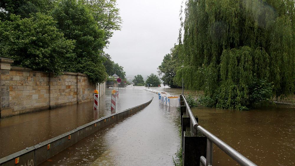 Aktuelle Pegel Elbe Hochwasser