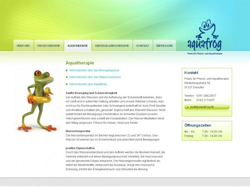 Aquafrog