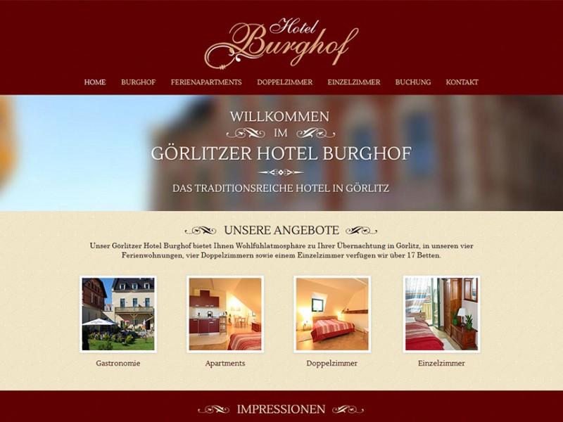 Burghof Görlitz