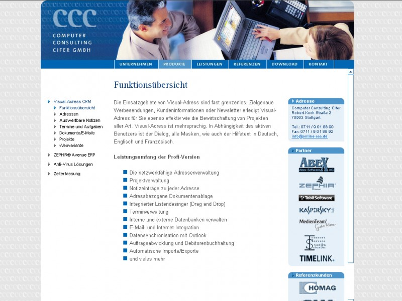 Computer Consulting Cifer