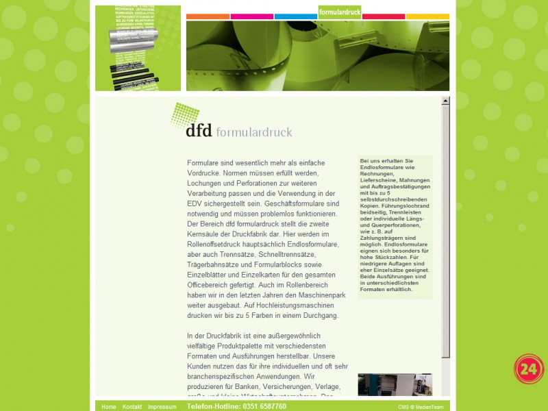 DFD - Druckfabrik Dresden