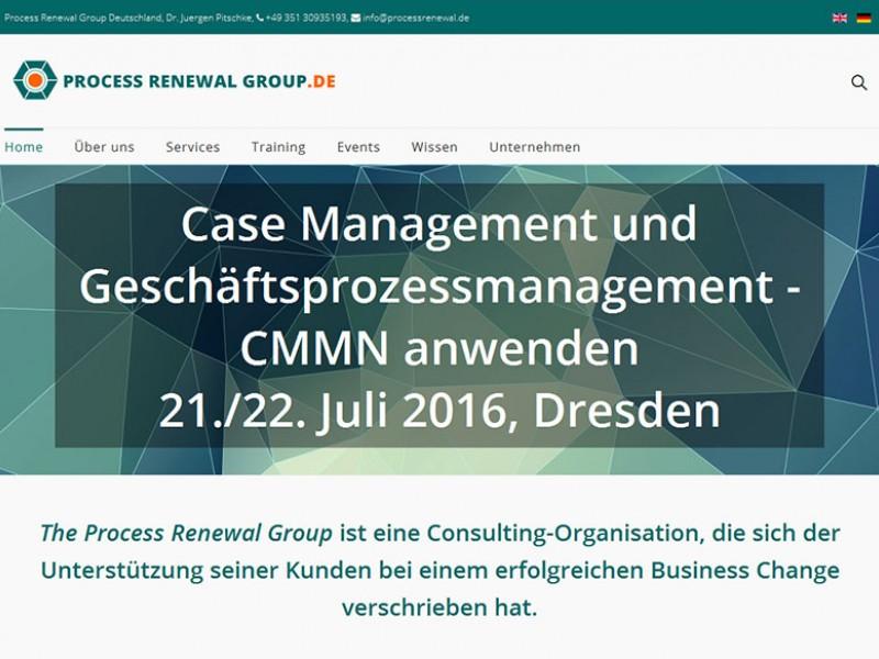Process Renewal Group