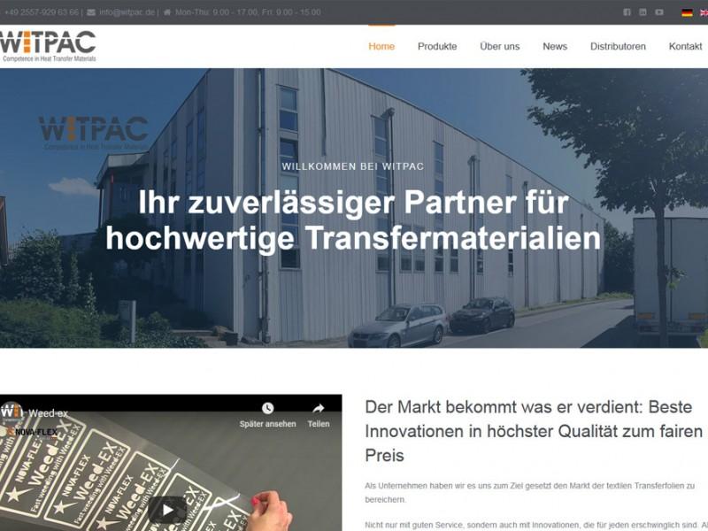 Witpak GmbH Produktkatalog
