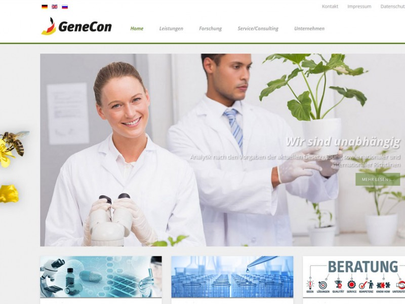 GeneCon International GmbH