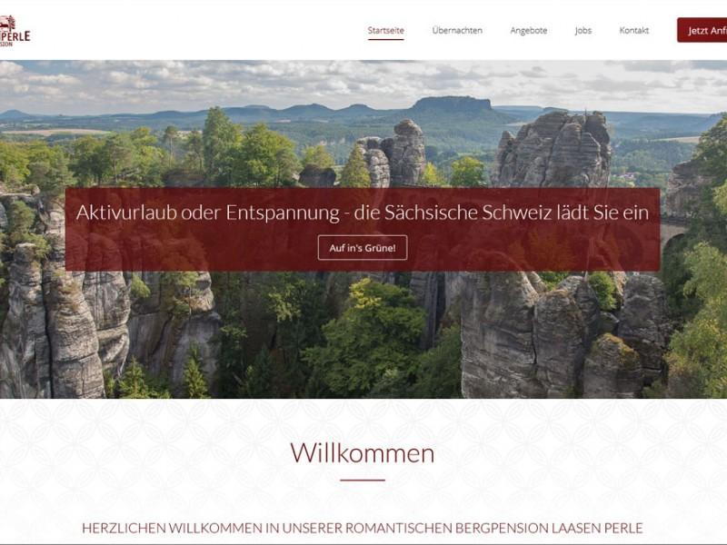 Bergpension Laasenperle